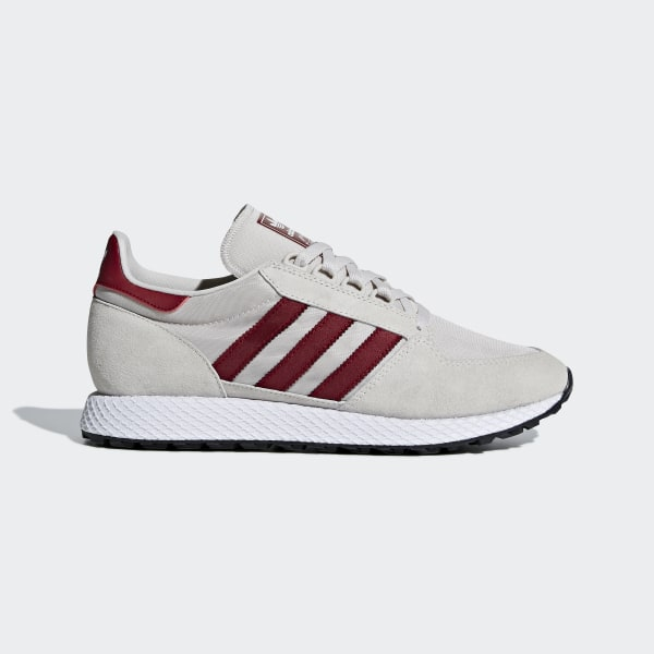 9ff50cd2c1 adidas Forest Grove Shoes - White | adidas US