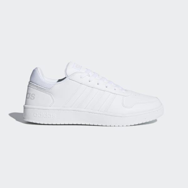 162bdb483dc0 Hoops 2.0 Shoes. C  80. Colour  Cloud White ...