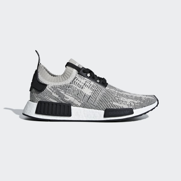 adidas NMD_R1 Primeknit Shoes - Brown | adidas US