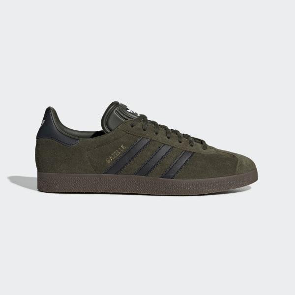 scarpe adidas gazelle verdi