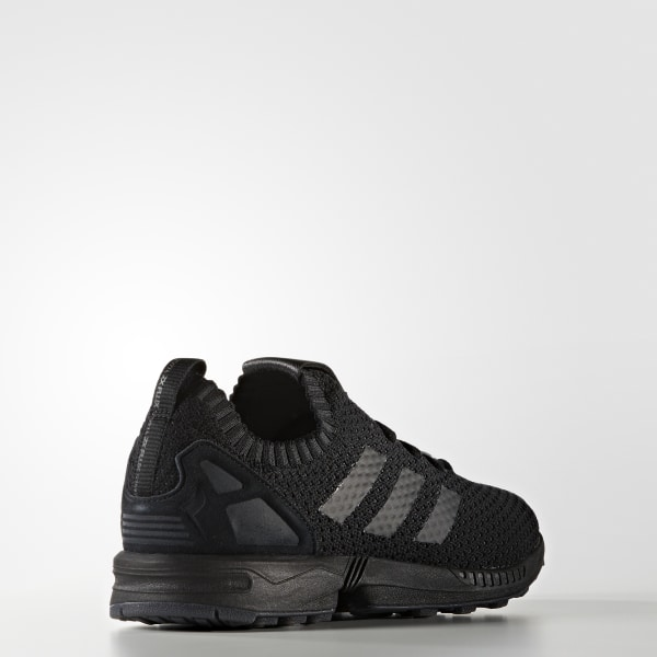 official photos b9570 c3d64 adidas ZX Flux Primeknit Shoes - Black | adidas Australia