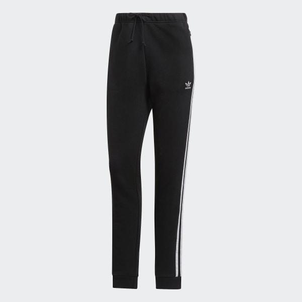 94c4676ad9 adidas Spodnie dresowe z mankietami - Czerń