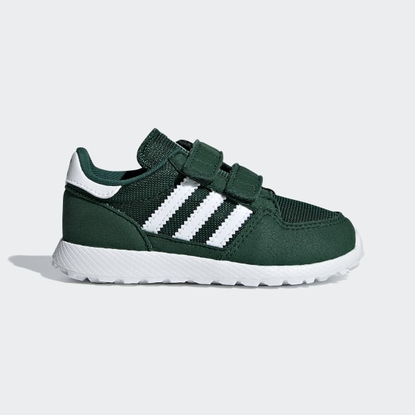 online retailer e6b27 1b21f Forest Grove Shoes Collegiate Green   Ftwr White   Collegiate Green CG6824
