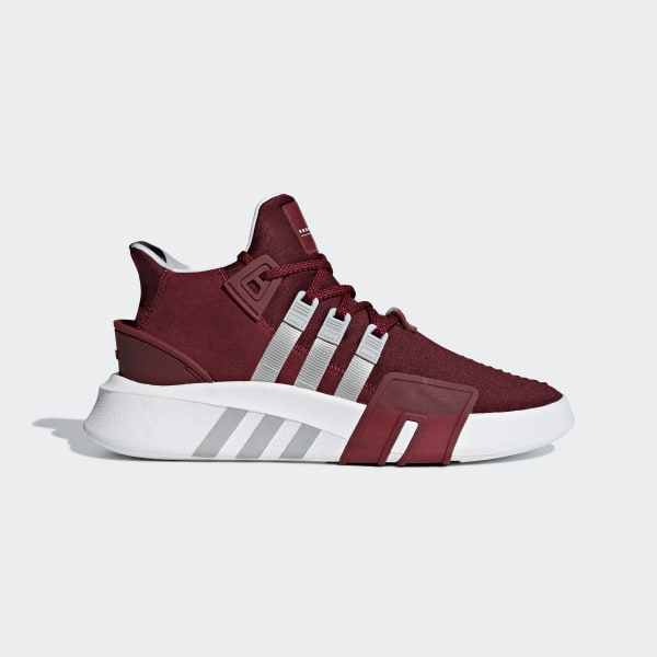 hot sale online 0e861 3345d adidas EQT Bask ADV Shoes - Red | adidas US