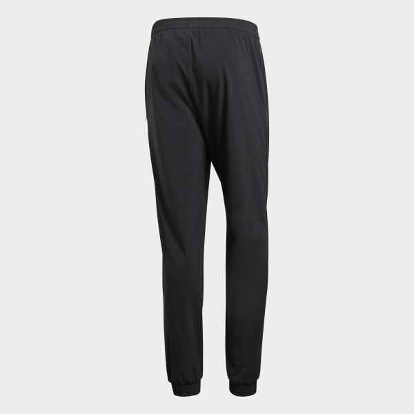 Details about Adidas Originals Men's EQT Pants Black Cuffed Pants CE2231 NEW