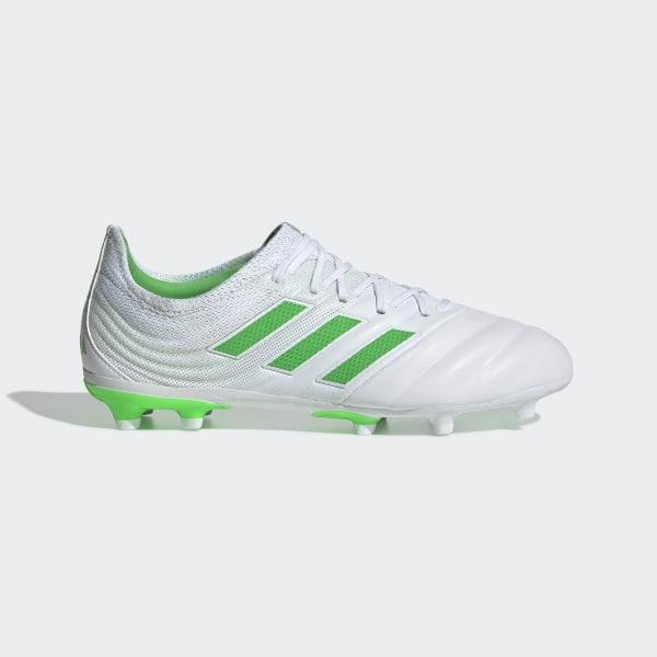 adidas Botas de Futebol Copa 19.1 – Piso Firme Branco | adidas MLT