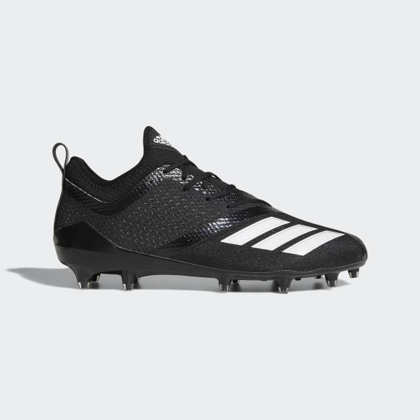 6e71eddc3 Adizero 5-Star 7.0 Cleats Core Black / Cloud White / Cloud White B27975