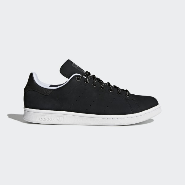 competitive price 4139d cd8f3 adidas Stan Smith WP Shoes - Black | adidas UK