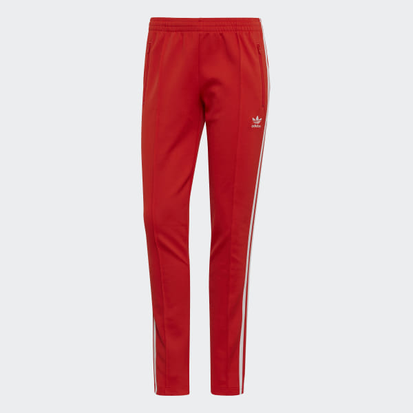 7fac99a7 adidas V-Day SST Track Pants - Red | adidas US
