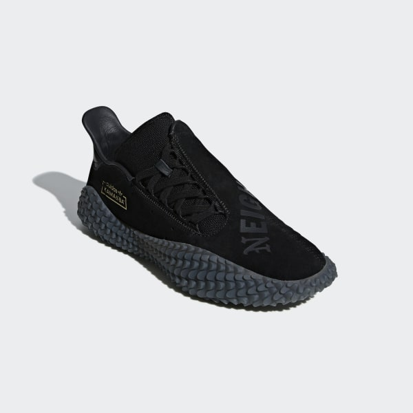 best website 4c8b2 ba89b adidas NEIGHBORHOOD Kamanda 01 Shoes - Black | adidas New Zealand
