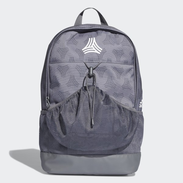 873ced077efc7 Football Street Rucksack Grey Four   Grey Five   White DT5141