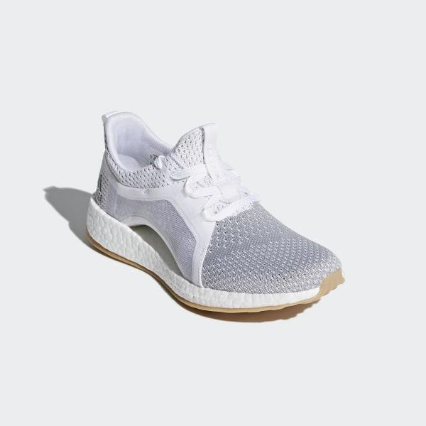 size 40 a7e98 413f2 Pureboost X Clima Shoes Ftwr White   Silver Metallic   Grey Two BB6089