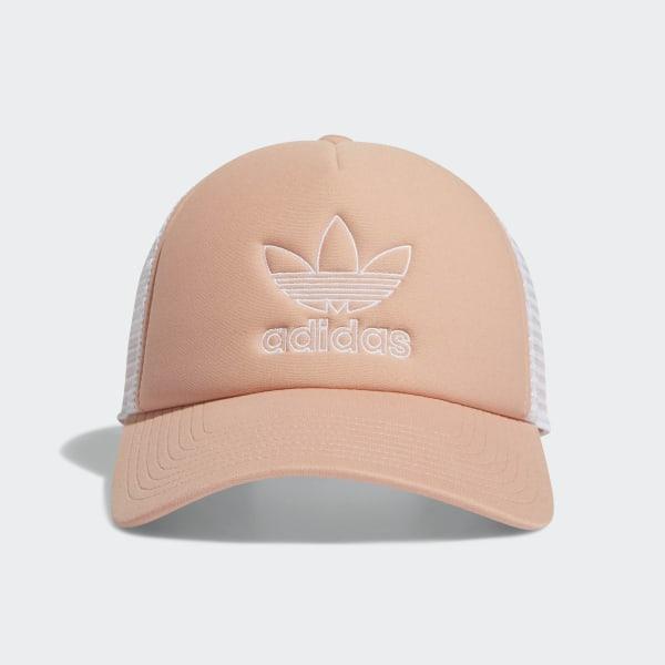 394d44b84415d adidas WOMENS ORIGINALS FOAM TRUCKER - Pink