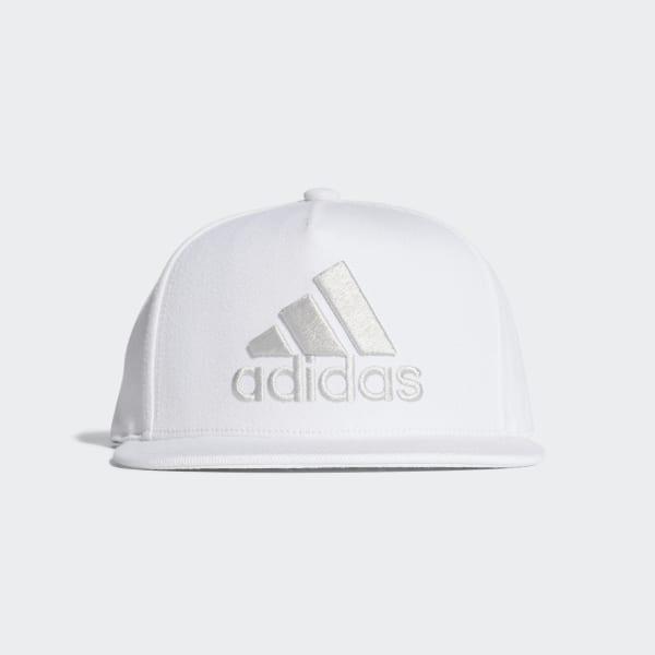 0fa3114f adidas H90 Logo Hat - White | adidas Canada