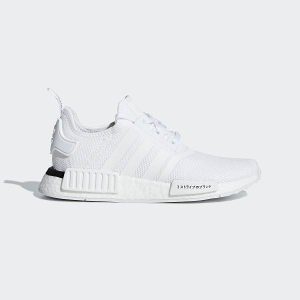 watch 5a7e9 c9951 adidas NMD_R1 Shoes - White | adidas Canada