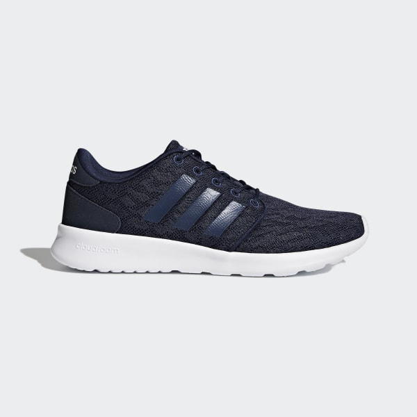 adidas Cloudfoam QT Racer Shoes - Blue | adidas US