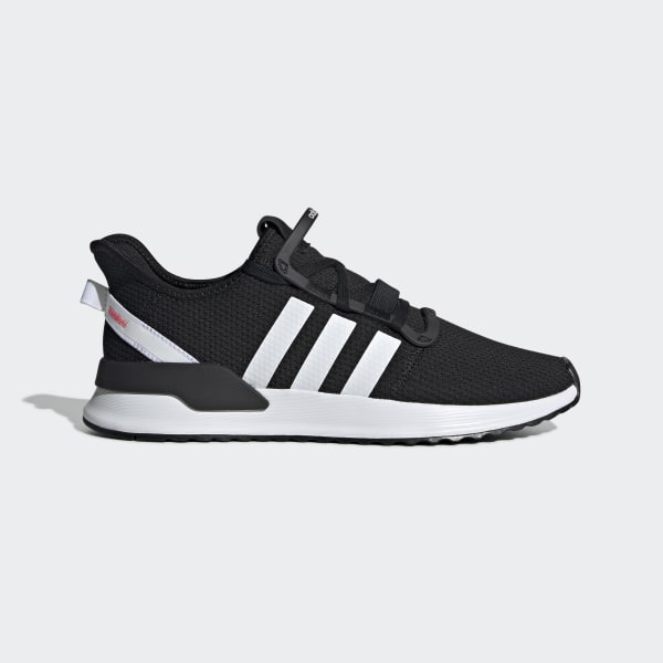 adidas Originals U_PATH RUN Zapatillas Malla Hombre black