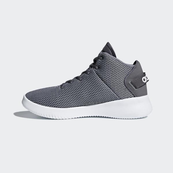 72cd0699758d Cloudfoam Refresh Mid Shoes Grey   Cloud White   Grey DA9667