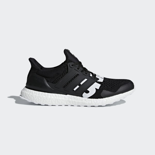 7ab9a0152f4c8 adidas x UNDEFEATED Ultraboost Shoes Core Black Core Black Ftwr White B22480