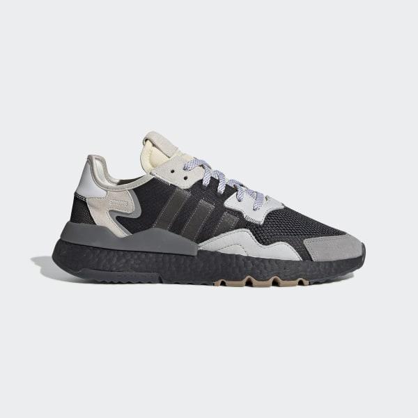 Chaussure Nite Jogger Noir adidas   adidas France