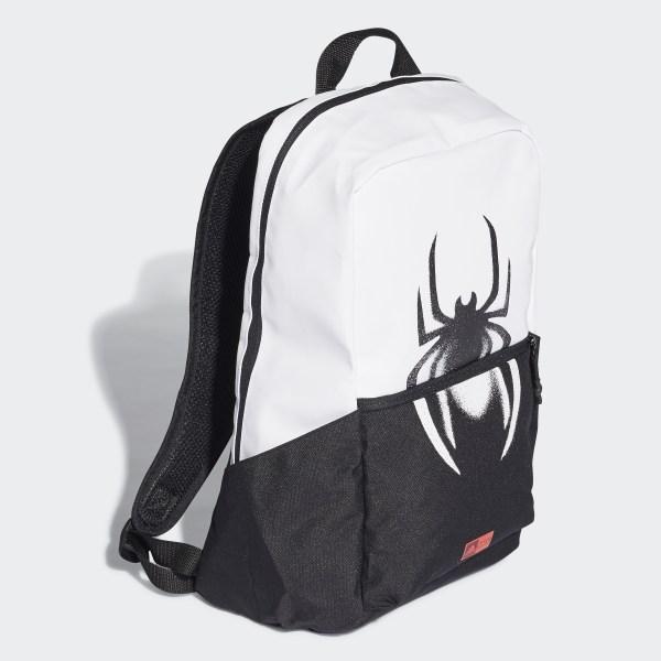 a992394e3a88 adidas Marvel Spider-Man Backpack - Black | adidas Australia
