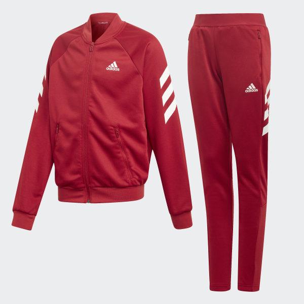 adidas Trainingsanzug - Rot | adidas Switzerland