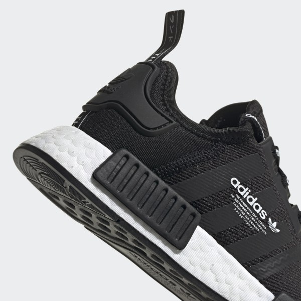 finest selection 90a44 05f8e adidas NMD_R1 Shoes - Black | adidas US
