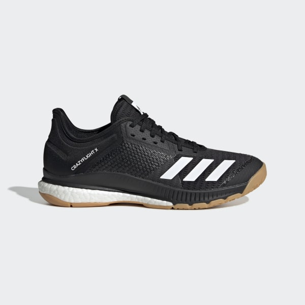 adidas Crazyflight X 3 Shoes - Black | adidas US