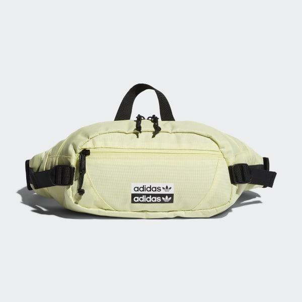 63a3935ddd adidas Utility Crossbody Bag - Yellow | adidas US