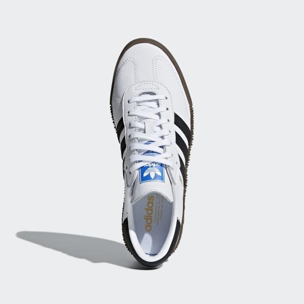 f916d4c6f9f5 SAMBAROSE Shoes Cloud White   Core Black   Gum AQ1134
