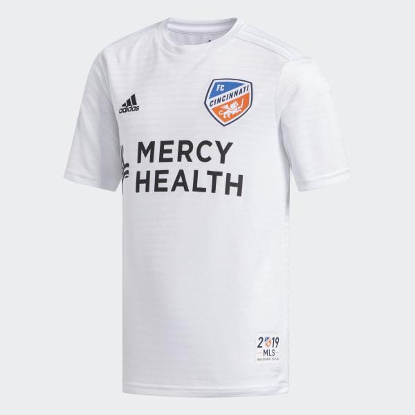 finest selection e145c 9e5f0 adidas FC Cincinnati Away Jersey - Multicolor | adidas US