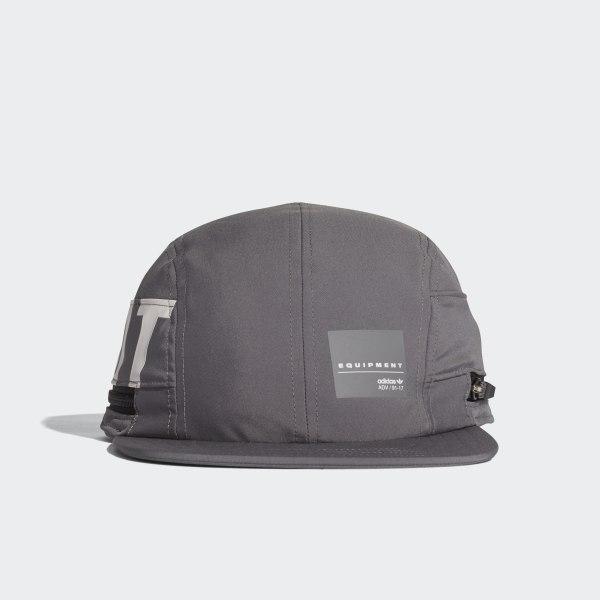 release date: 5219b 943f2 adidas EQT Four-Panel Cap - Grey | adidas US