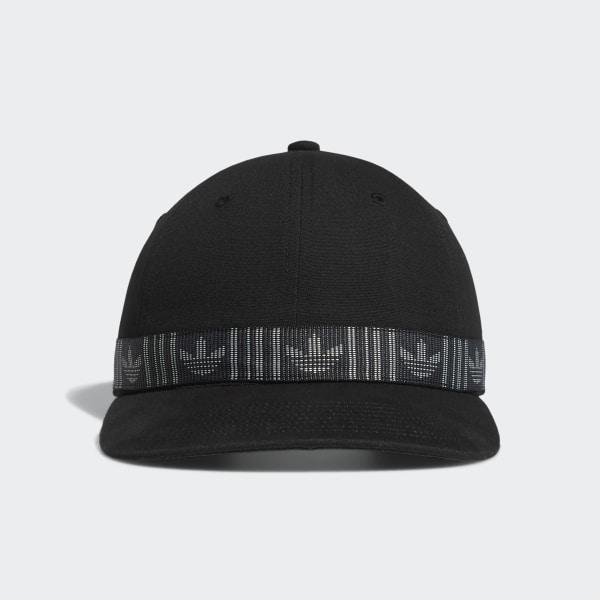 830960478e adidas Venture Strap-Back Hat - Black   adidas US