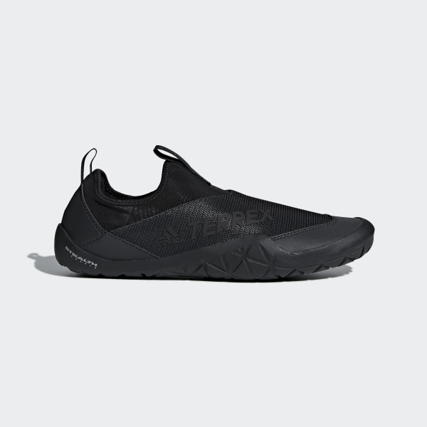 promo code d7a90 33133 adidas Terrex Climacool Jawpaw Slip-On Shoes - Black | adidas Belgium