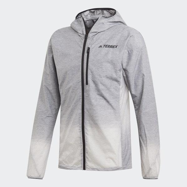 adidas Jacke ultraleichtes Material neu