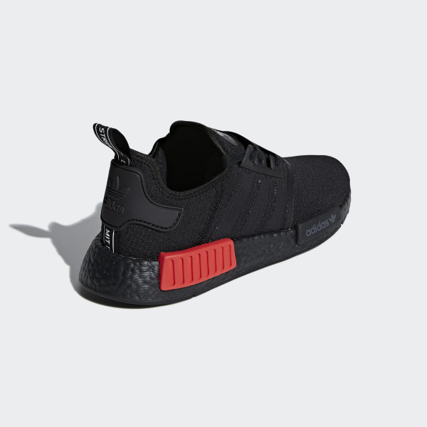 separation shoes 0154f b644a adidas NMD_R1 Shoes - Black | adidas Canada