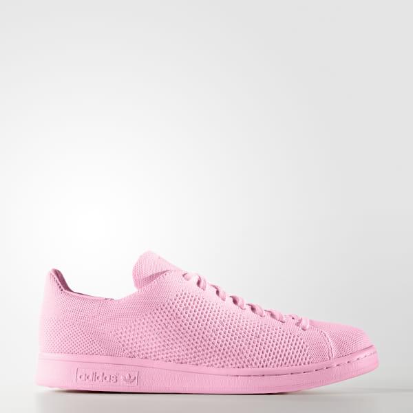 info for cbd36 95af3 adidas Men's Stan Smith Primeknit Shoes - Pink | adidas Canada
