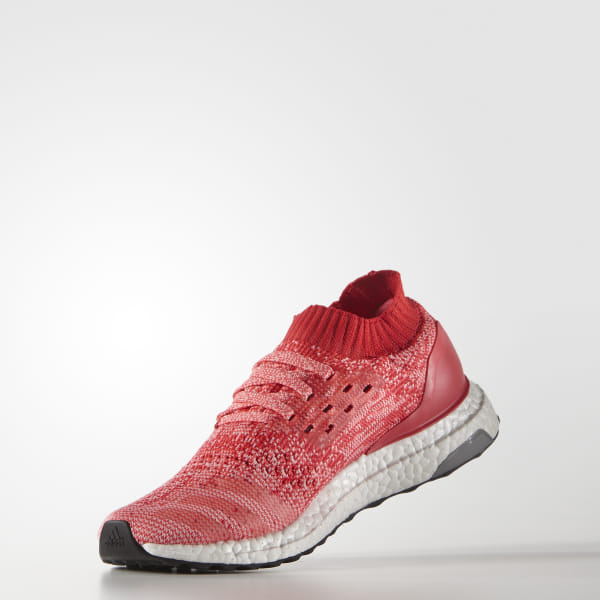 new style d1543 8d4a8 ULTRABOOST Uncaged Shoes Ray Red   Shock Red   Ray Pink BB3903