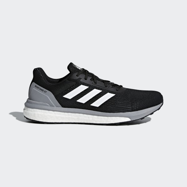 sale retailer b0a73 ad7ca Response ST Shoes Core Black Ftwr White Grey Three CG4003