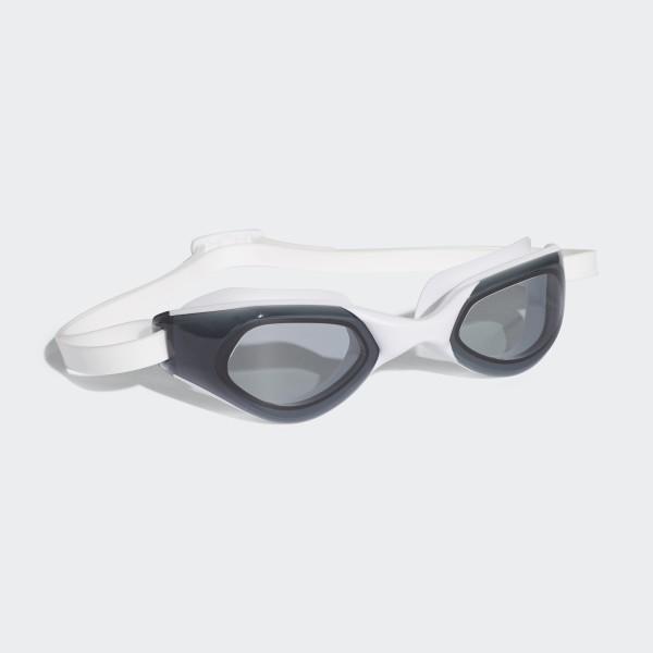 0e835afa32 Lentes de Natación adidas persistar comfort unmirrored Smoke Lenses / White  / Scarlet DH4504