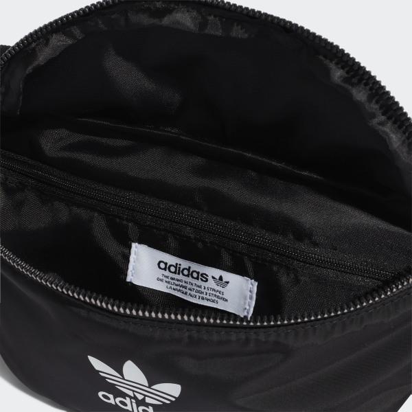 ef0bce8c1c32 adidas Waist Bag - Black | adidas UK