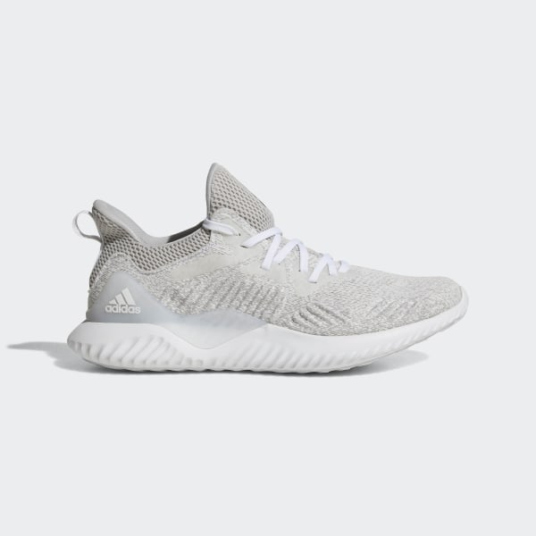 separation shoes 20ea0 758cf adidas x Reigning Champ Alphabounce Beyond Shoes - White | adidas US