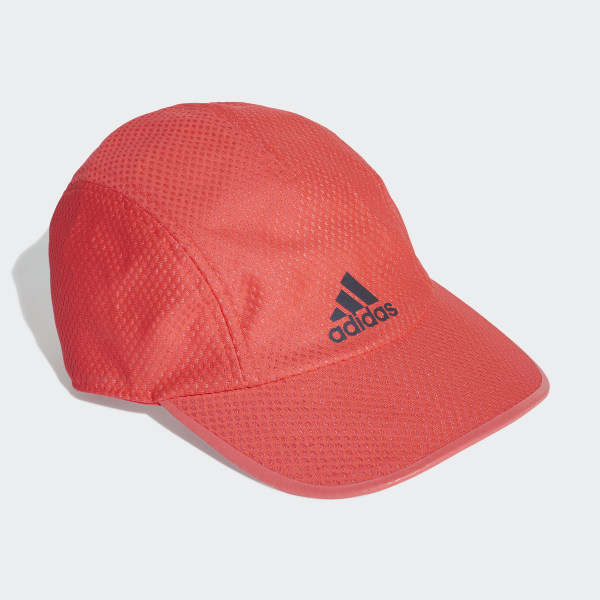 a9c04830a49 Climacool Running Cap Shock Red / Shock Red / Black Reflective DT7092