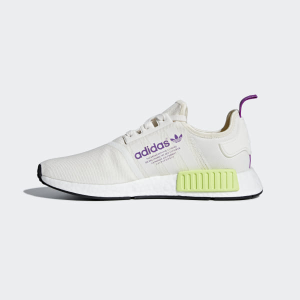 new concept 3ff59 a2cd4 adidas NMD_R1 Shoes - White | adidas US