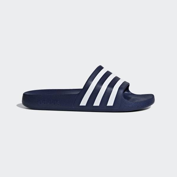 21efa70ea48e70 Chinelo Adilette Aqua - Azul adidas | adidas Brasil