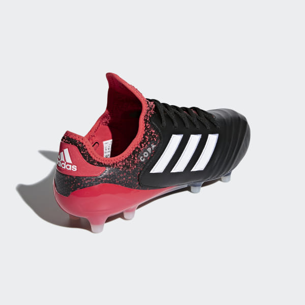 4ed041652ca Copa 18.1 Firm Ground Boots Core Black Ftwr White Real Coral CM7663