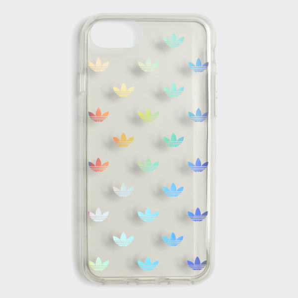best sneakers dfc82 57092 adidas Clear Case iPhone 8 - Multicolour | adidas UK