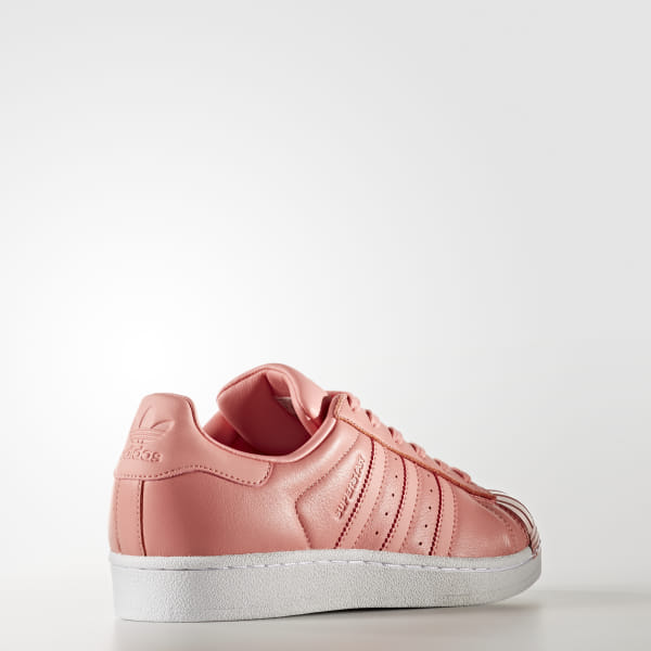 e85cbd4950f8 Superstar 80s Shoes Tactile Rose   Tactile Rose   Cloud White BY9750