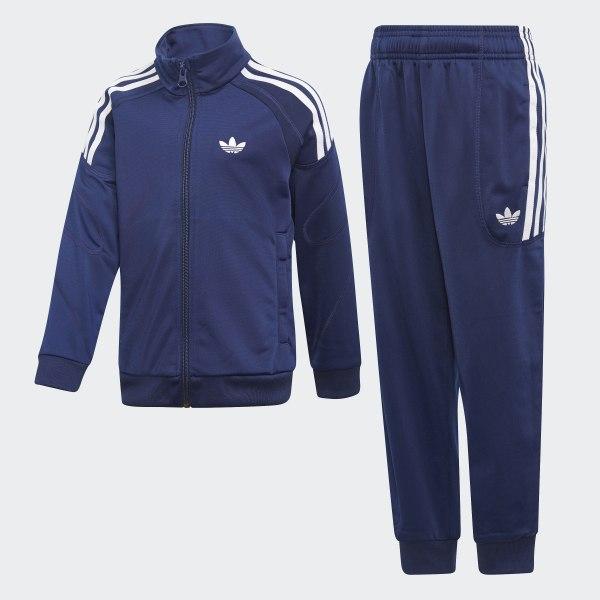 release date great look factory price adidas Flamestrike Trainingsanzug - Blau | adidas Austria