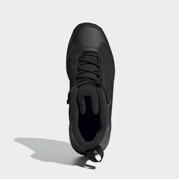 4c5e92d508f adidas Terrex Heron Mid CW CP Boots - Black | adidas US